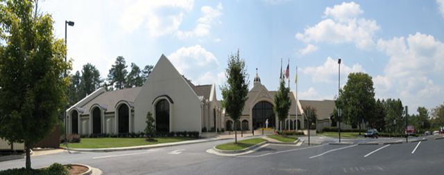 St. Benedict Catholic Church